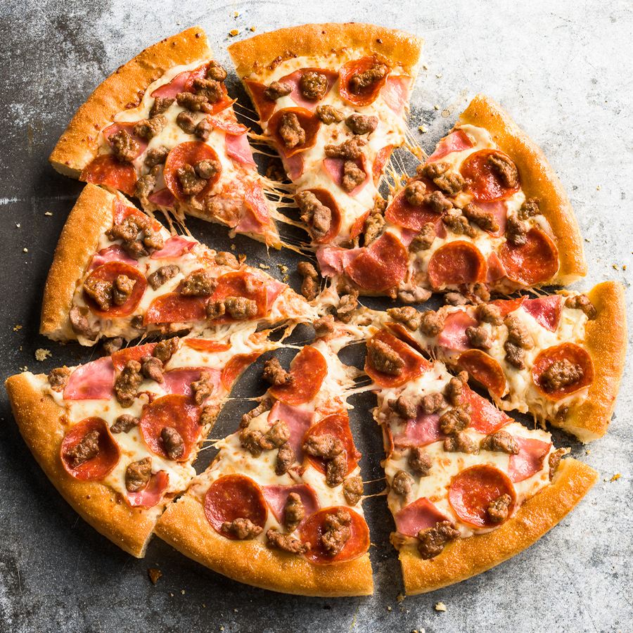 PIZZA HUT - our products images 03
